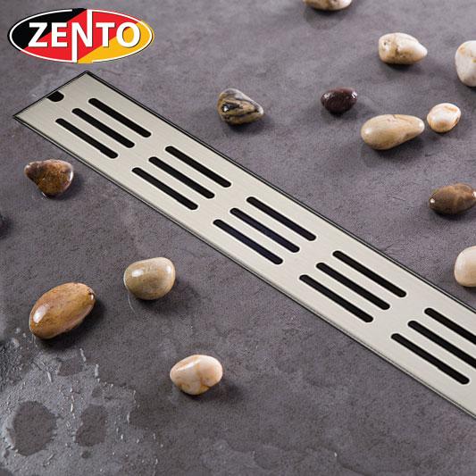 Thoát sàn inox304 Zento ZT551-100 (100x1000mm)